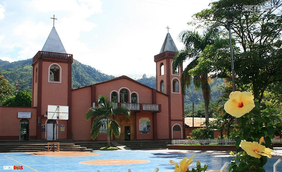 Municipio de Coper Boyacá. Foto: archivo Boyacá Siete Días.
