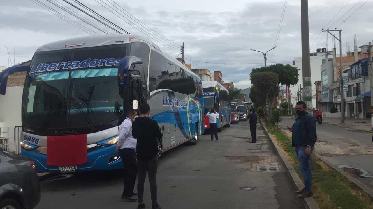 Están pirateando el transporte intermunicipal de pasajeros #Tolditos7días 1