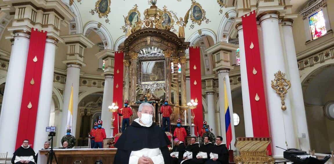 Con todos los protocolos arrancará este martes de nuevo la celebración de eucaristías con la presencia de feligreses.