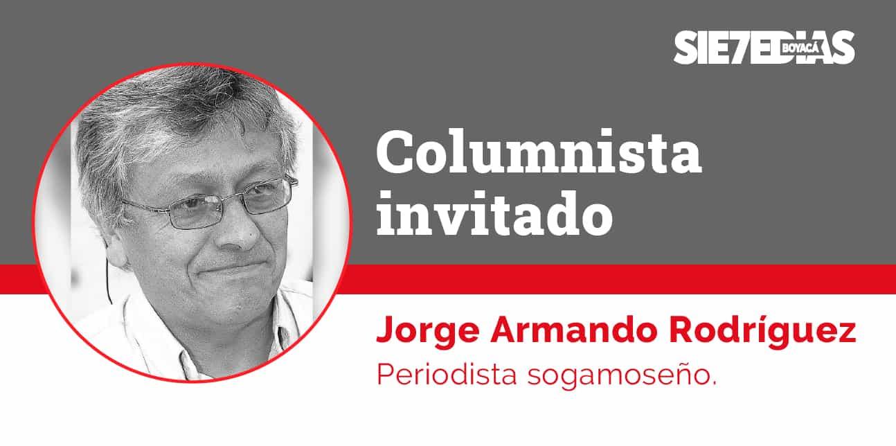 Campea la codicia en Tota - Jorge Armando Rodríguez - #ColumnistaInvitado 1