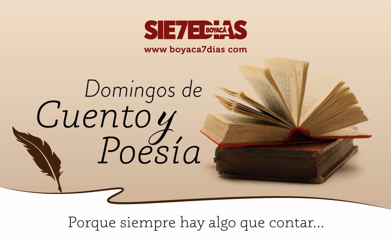 Domingos de cuento y poesía', un nuevo espacio para la literatura en Boyacá Sie7e Días 1