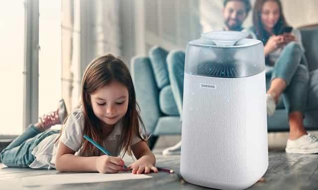 Con este dispositivo tecnológico, usted puede tener el aire de su casa completamente limpio y sano 1
