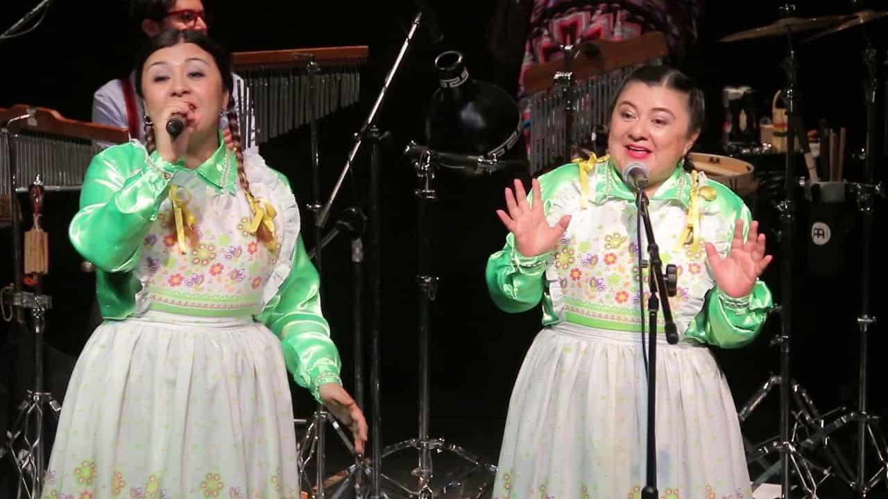 El Dueto Primavera y otros artistas de la Música Andina Colombiana, nominados a los Grammy Latino 1