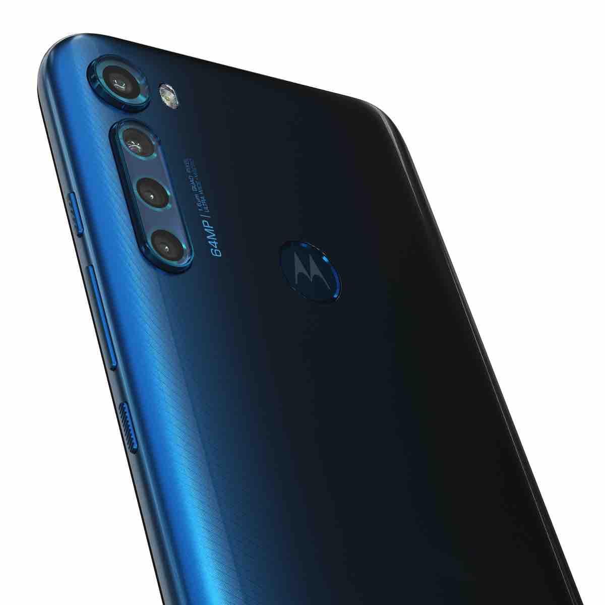 Motorola One Fusion +.