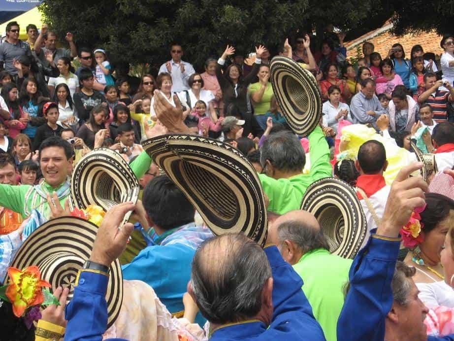 Miles de turistas han llegado a Pueblito Boyacense en los últimos años. - Fotografía- Boyacá Sie7e Días
