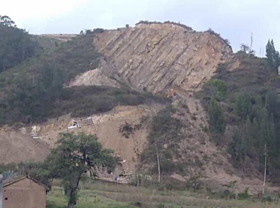 Agencia Nacional de Minería confirma denuncia de Boyacá Sie7e Días sobre explotación ilícita de caliza en Nobsa 5