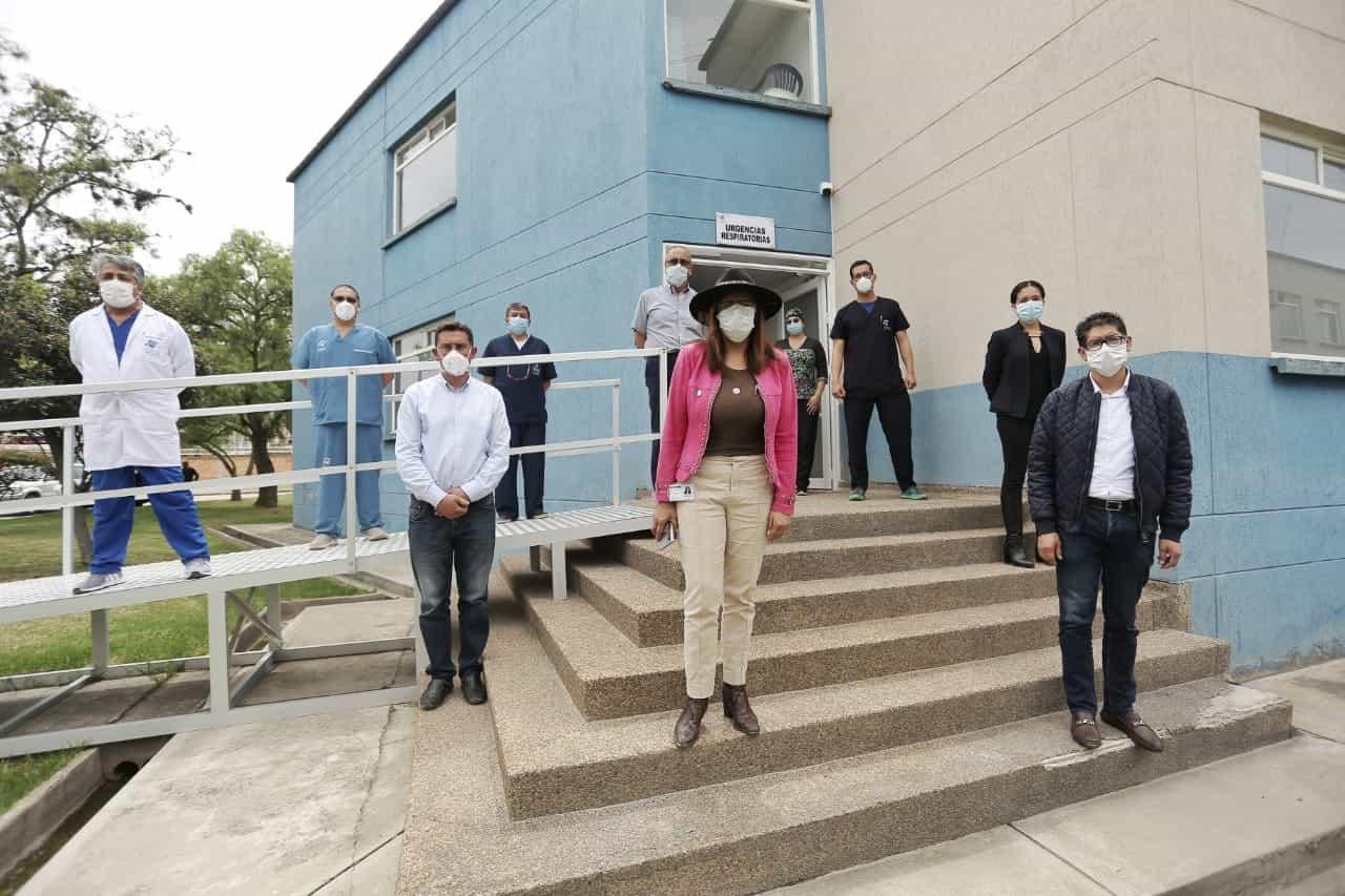 En la Unidad de Cuidados Intensivos del Hospital Regional de Duitama se dio el primer deceso por coronavirus en esa ciudad.