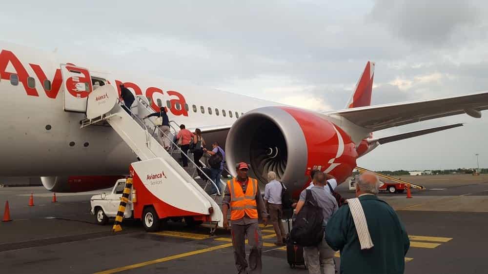 La reactivación del transporte aéreo y terrestre es indispensable para la reactivación del turismo nacional. Foto: archivo particular