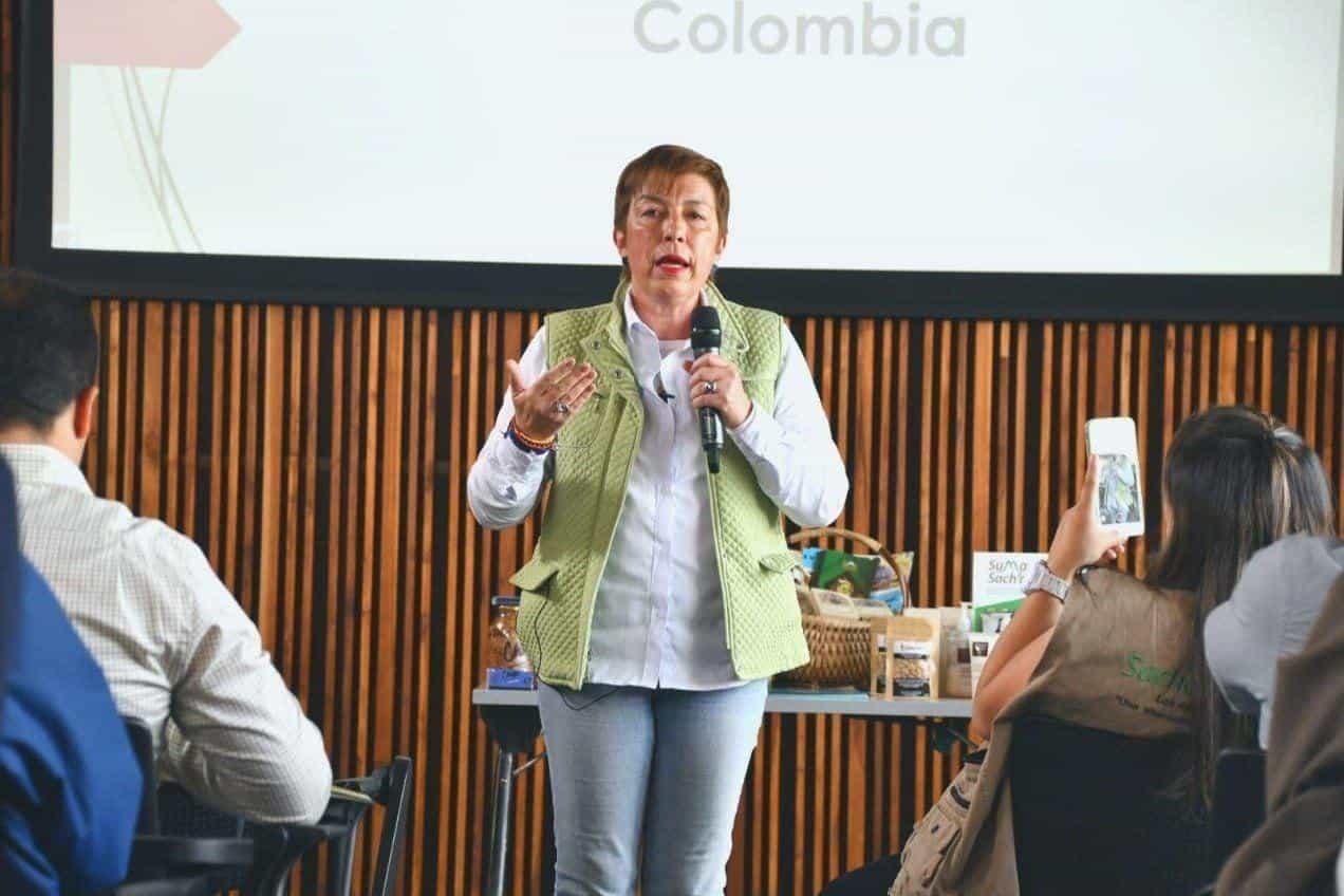 Claudia Ortiz, de presidenta de la ADR a asesora del Minagricultura #Tolditos7días 1