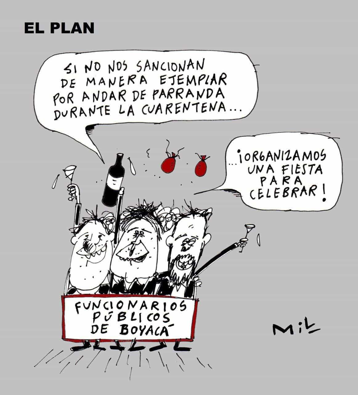 El Plan - #Caricatura7días