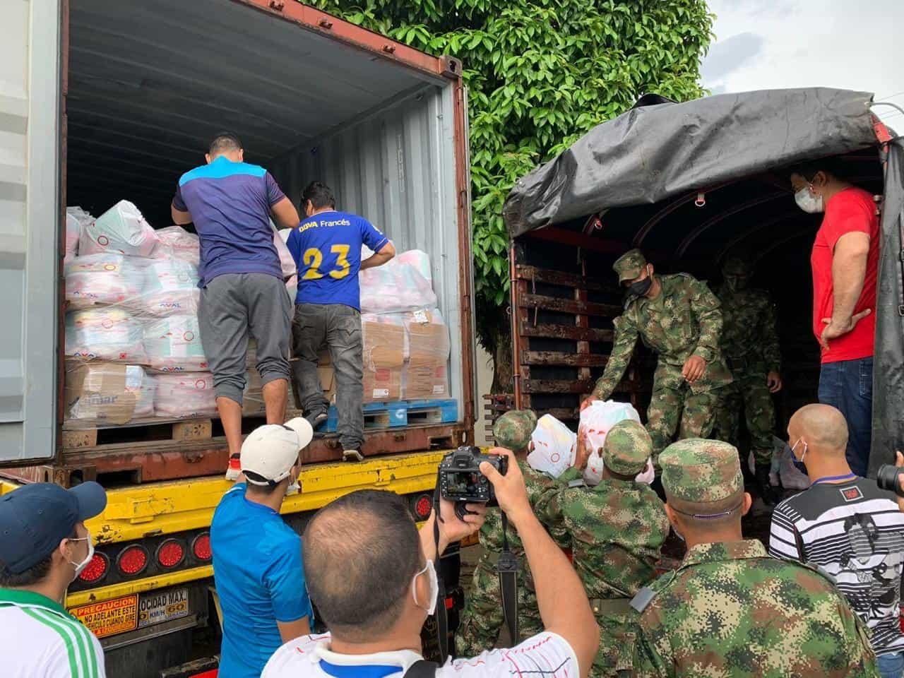 La Organización Sarmiento Angulo culminó entrega de más de 7.000 mercados a familias vulnerables de Boyacá 1