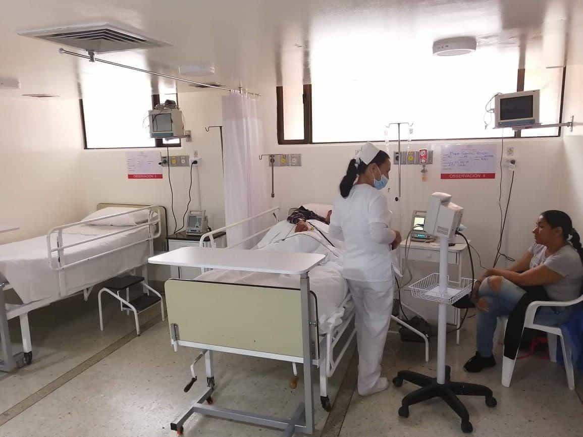 La IPS cuenta hoy con 49 servicios habilitados y dentro de ellos están urgencias, la unidad de cuidado intensivo y hospitalización, entre otras. Foto: Archivo Particular