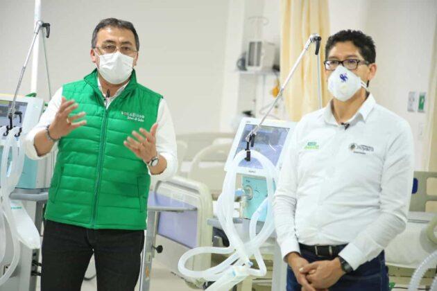 Gobernador de Boyacá anuncia unidad neonatal de cuidados intensivos para Sogamoso 1