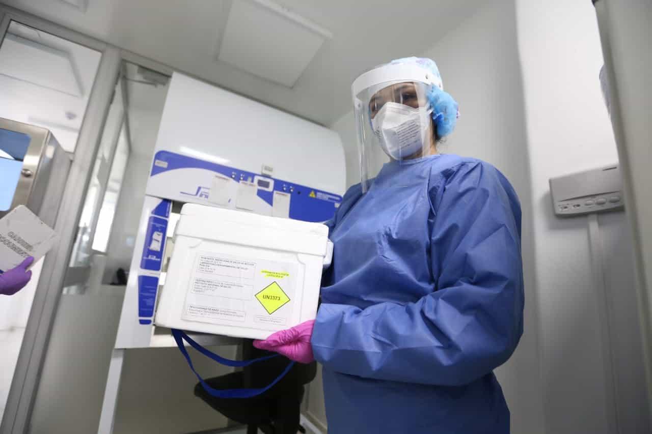 Boyacá supera los 4500 casos de personas contagiadas de Covid-19, hoy se reportan 107 nuevos casos confirmados. 1