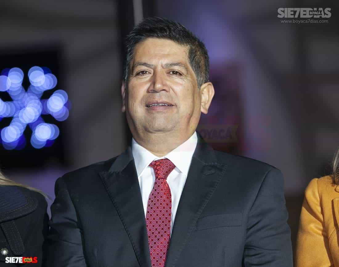 Libardo Ángel González - Secretario Jurídico de Tunja. Foto: Luis Lizarazo / Boyacá Siete Días.
