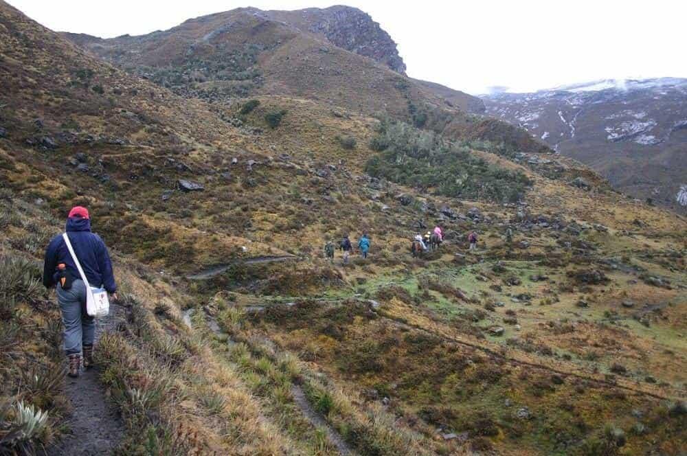 Precisamente donde se encuentra el Parque Nacional Natural El Cocuy es un territorio libre de COVID-19.                 Foto: Archivo Luis Lizarazo García-Boyacá Sie7e Días
