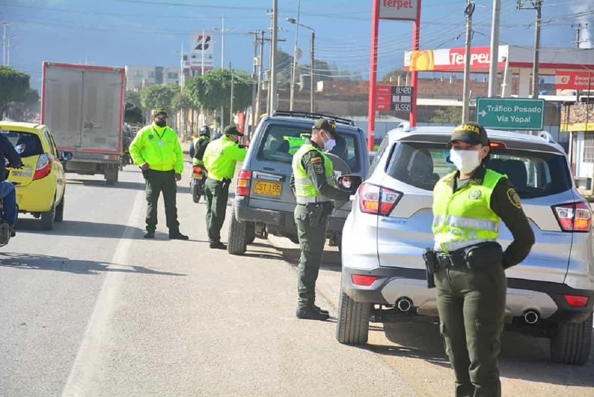 Ya serían 13 los policías con COVID-19 en Sogamoso #Tolditos7días 1