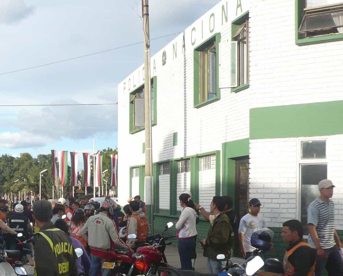 Crecen los casos de COVID-19 en la Policía de Sogamoso #Tolditos7días 1