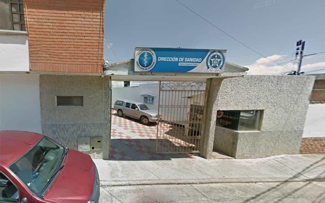 En la Policlínica de Tunja se registró el primer brote de COVID en la ciudad. Allí se hizo el aislamiento respectivo del personal y luego tomas de muestras a todo el personal. Caso superado. Foto: archivo Boyacá Sie7e Días