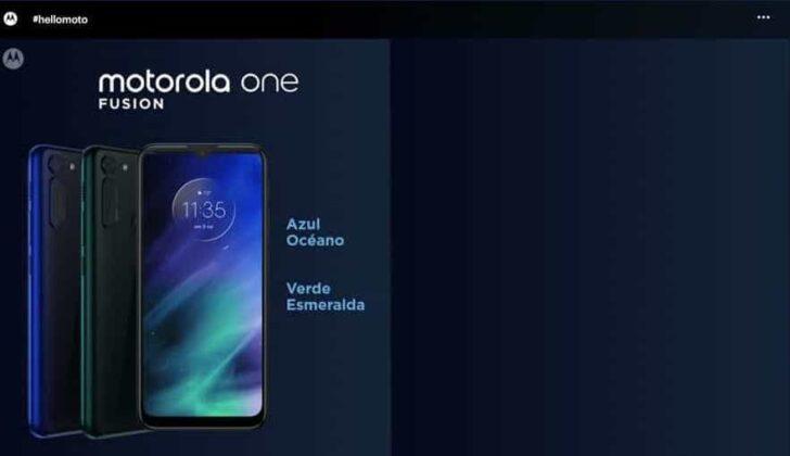 Motorola sorprende en el día sin IVA con dos modelos especiales, el One Fusion y el One Fusion + 2