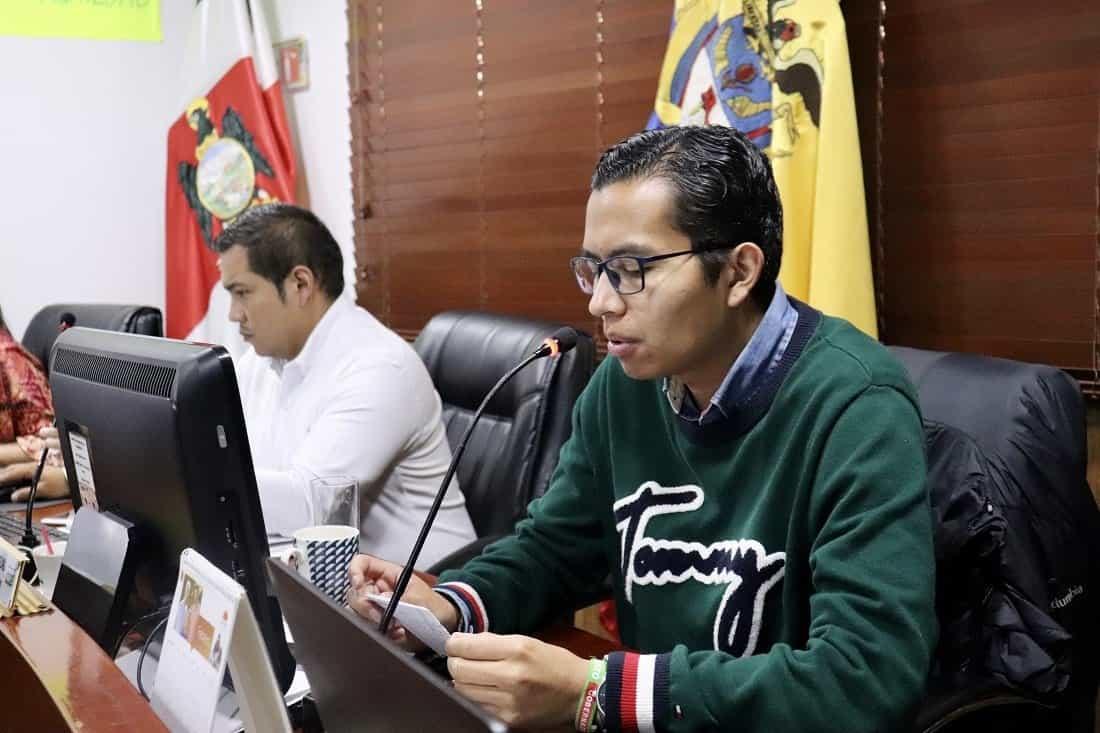 La flamante ponencia del presidente del Concejo de Sogamoso #Tolditos7días 1