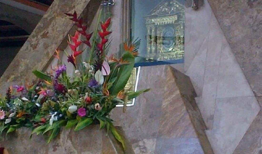 Misa virtual desde el santuario de Nuestra Señora de Morcá #Tolditos7días 1