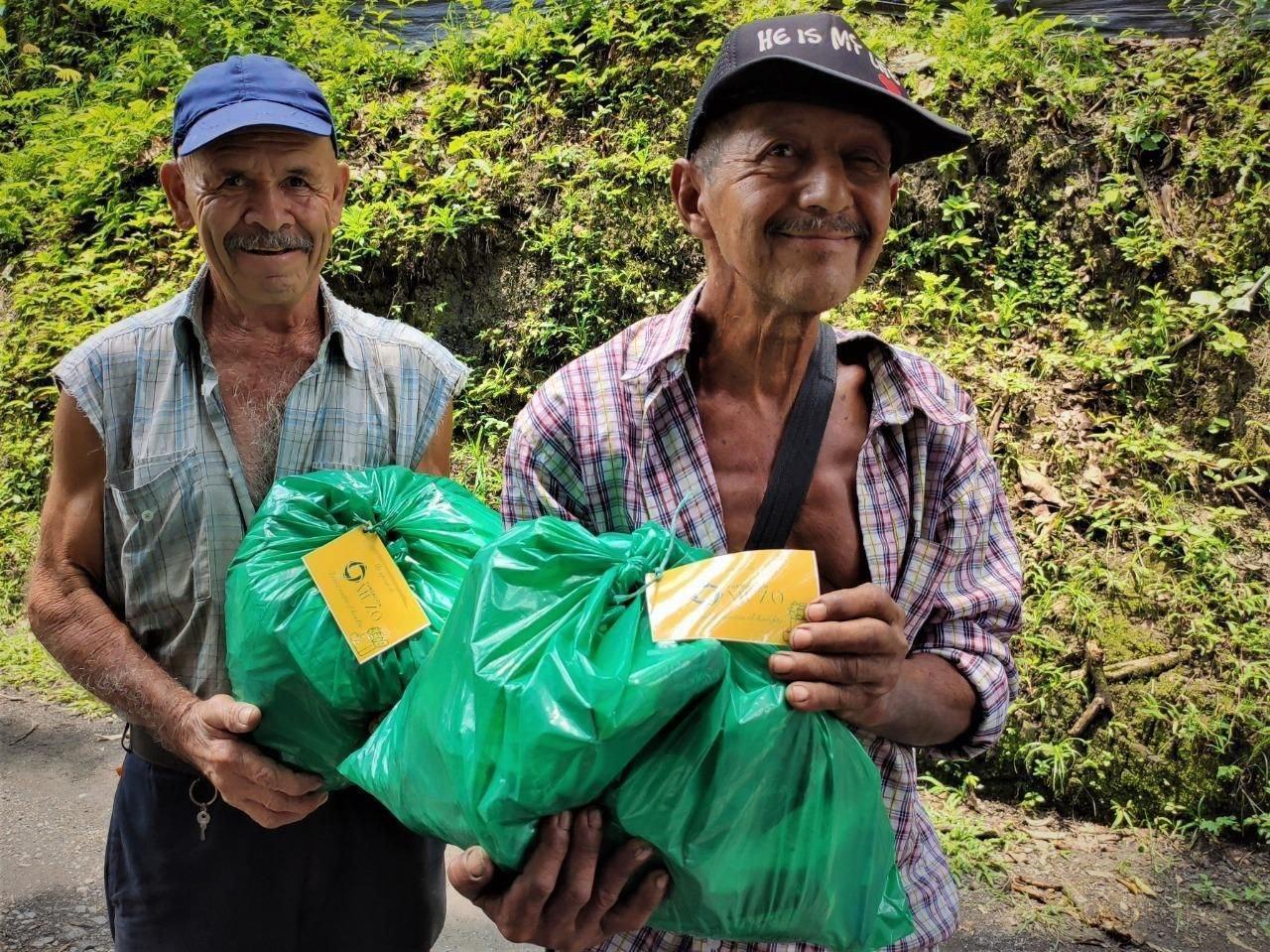 Las empresas mineras han apoyado a familias necesitadas de Boyacá durante esta pandemia, según Nariño Alcocer.