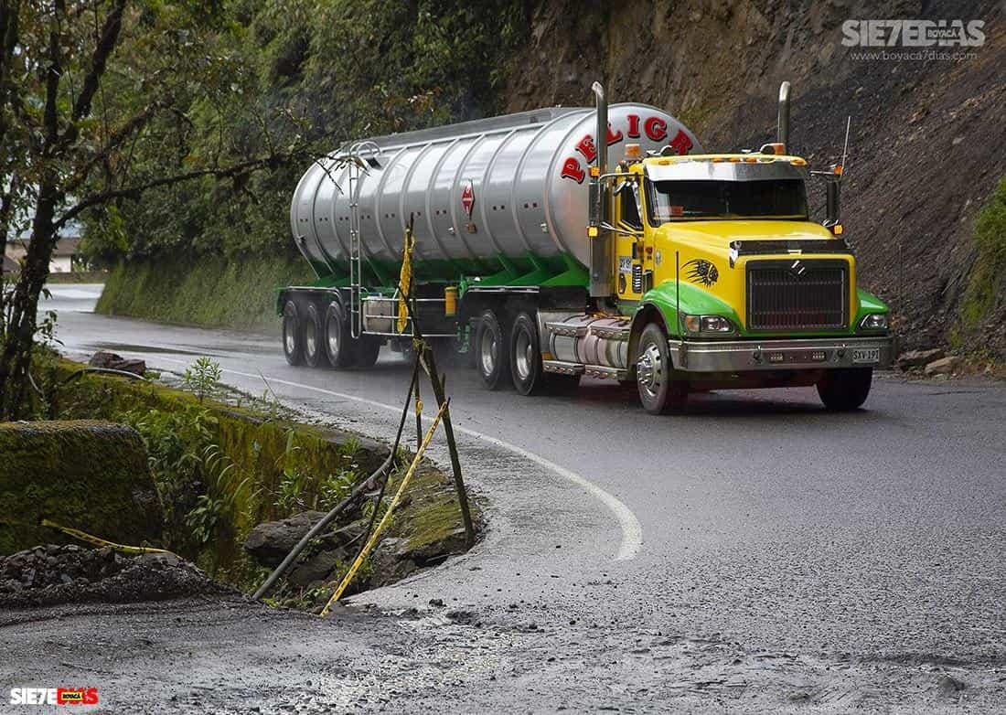 La carretera del Cusiana es otro de los corredores viales que tendrá recursos del presupuesto por los 200 años de la independencia. Fotos: Luis Lizarazo/Archivo Boyacá Sie7e Días