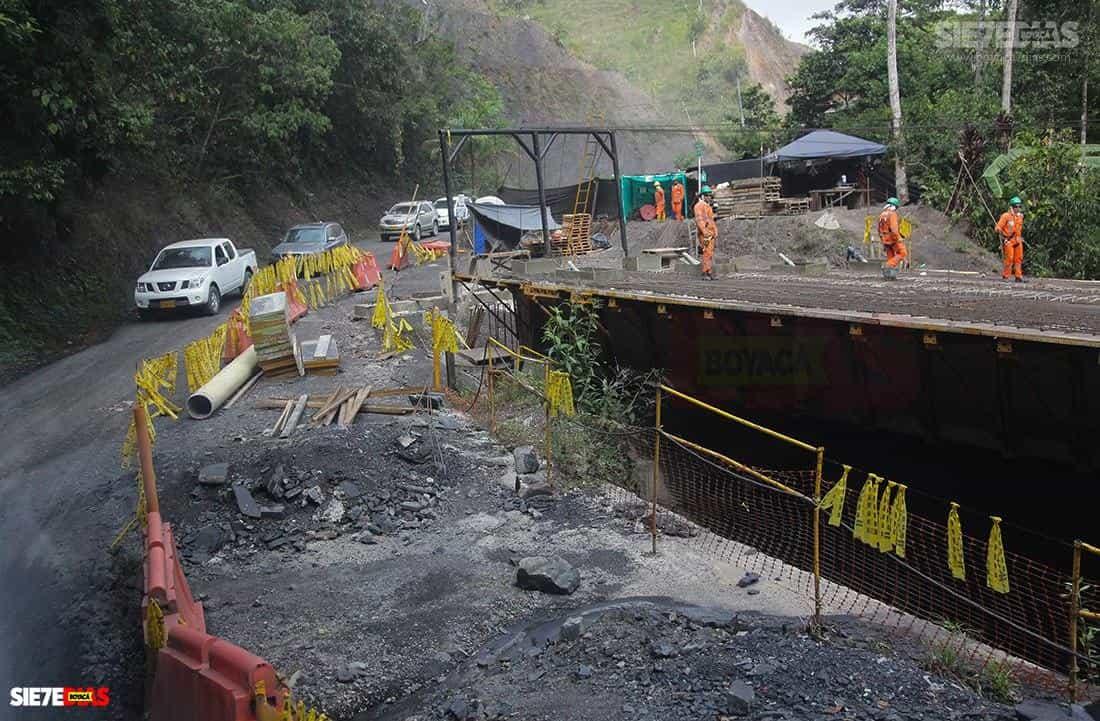 Por los 200 años de la independencia de Colombia se intervendrá la carretera Belén – Socha - Sácama - La Cabuya - Paz de Ariporo en 129 km. Fotos: Archivo Boyacá Sie7e Días