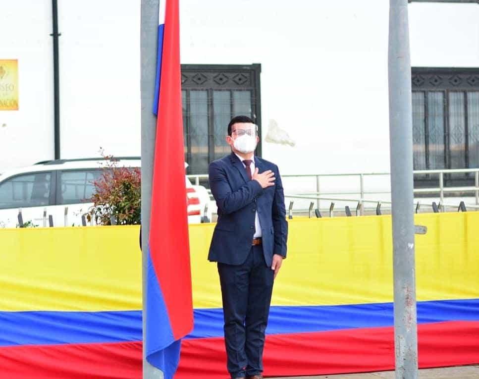Chiquinquirá también conmemoró el 7 de agosto con un evento inolvidable 3