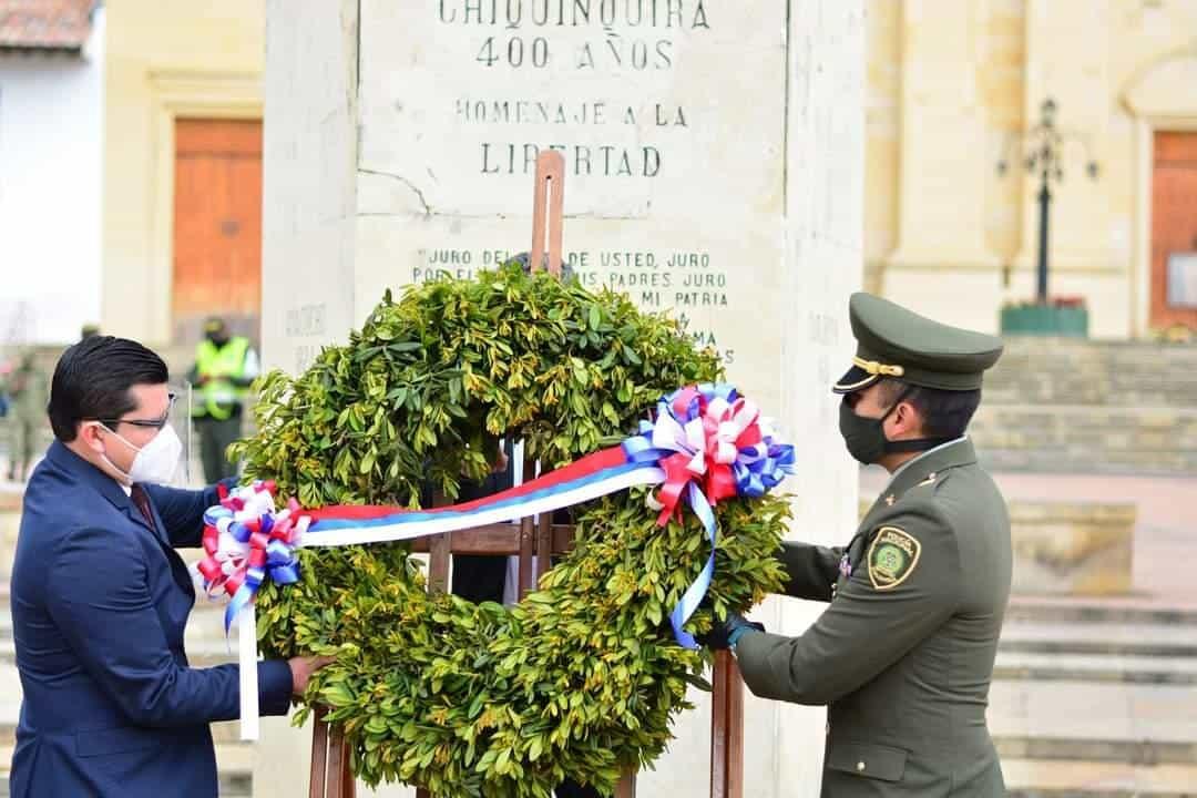 Chiquinquirá también conmemoró el 7 de agosto con un evento inolvidable 6