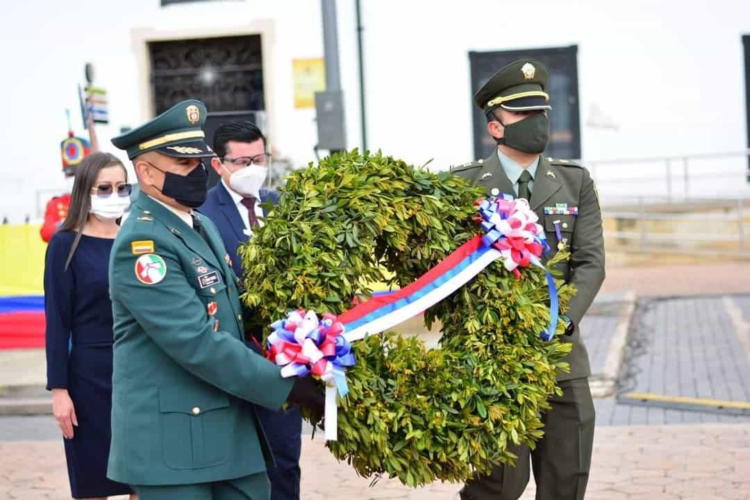 Chiquinquirá también conmemoró el 7 de agosto con un evento inolvidable 8