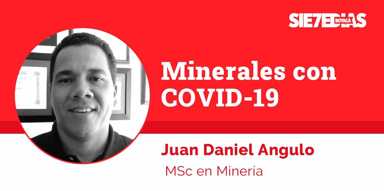 MINERÍA RENOVABLE. No es subterránea, ni Open Pit - Juan Daniel Angulo Argote - #Columnista7días 1