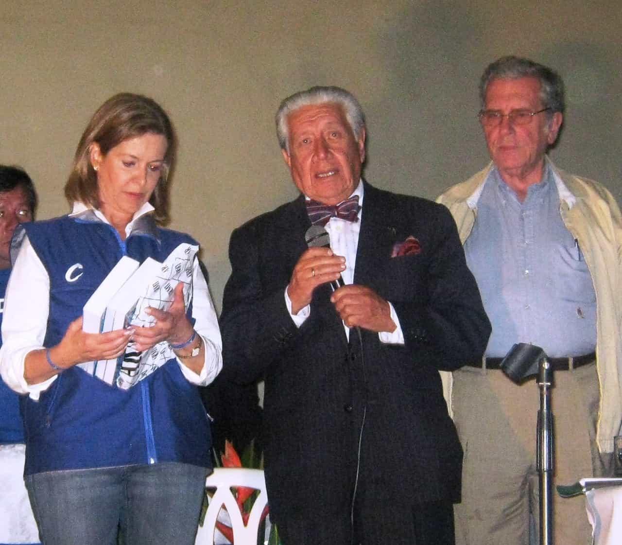 Julio Barón Ortega. Foto: Archivo Particular