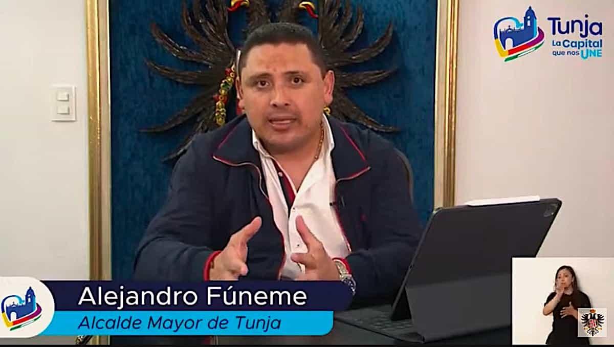 El alcalde Alejandro Fúneme, hizo el llamado para que los tunjanos no vayan a perder el sacrificio ya que han sido más de 160 días de esfuerzos y que si a partir del martes se pierde el rigor, se tendrá que regresar a las medidas restrictivas.