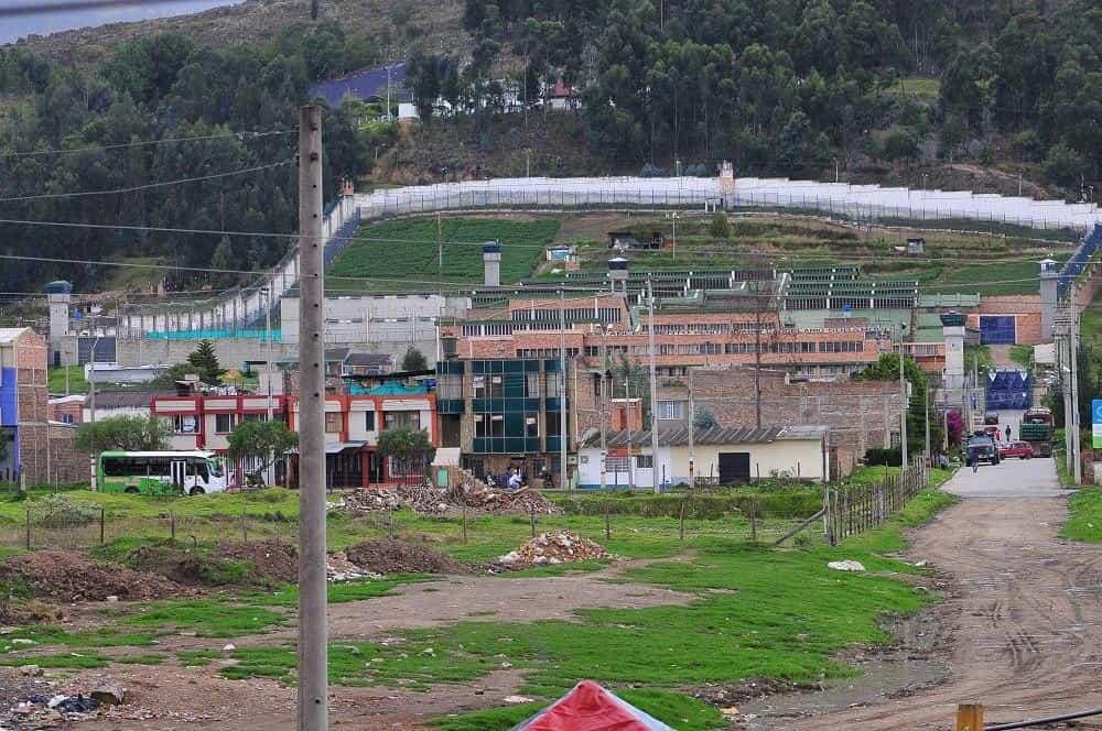 Las autoridades trabajan en la implementación de los mecanismos necesarios para la contención del brote en la cárcel de Sogamoso. Foto: Archivo particular