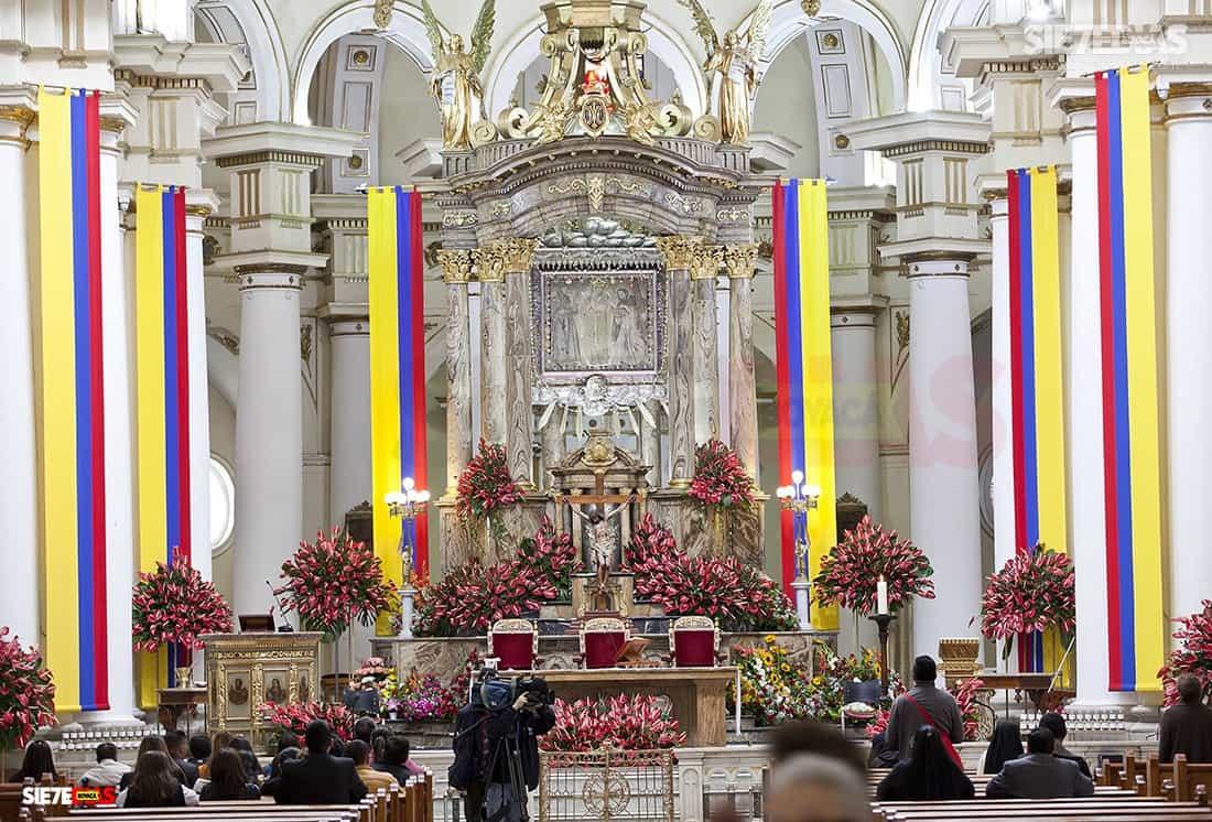 El tercer Rosario Mundial de Mater Fátima será desde el Santuario Mariano de Chiquinquirá 1