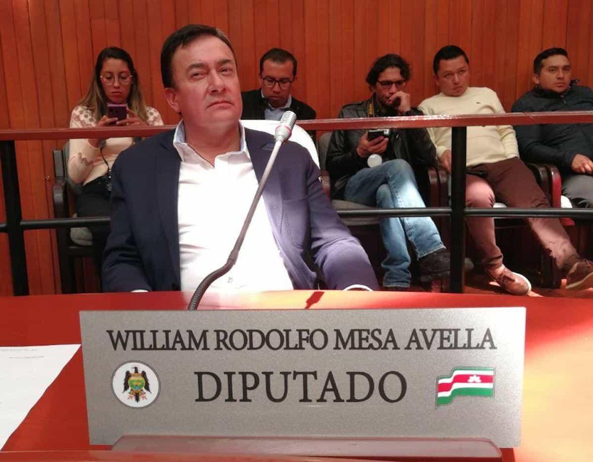 El Tribunal Administrativo de Boyacá, declaró en primera instancia la nulidad de elección de William Rodolfo Mesa Avella. Foto: Archivo Boyacá Sie7e Días