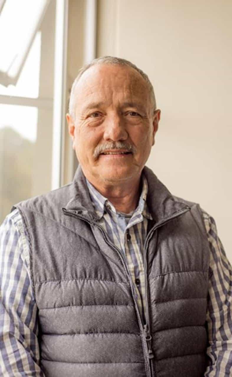 Doctor en antropología José Vicente Rodríguez Cuenca, quien ha realizado estudios en el campo de la batalla del Puente de Boyacá. Foto: Archivo Particular