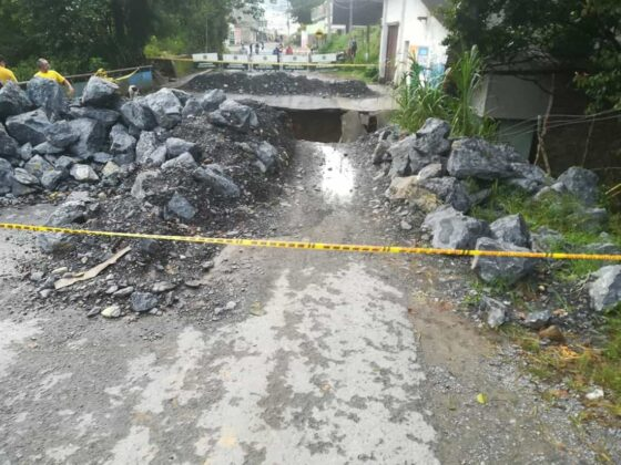 El invierno está haciendo estragos en Moniquirá: ya tumbó un puente e inundó fábricas de bocadillo 2