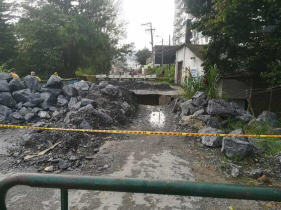El invierno está haciendo estragos en Moniquirá: ya tumbó un puente e inundó fábricas de bocadillo 4