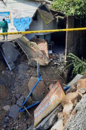 El invierno está haciendo estragos en Moniquirá: ya tumbó un puente e inundó fábricas de bocadillo 6