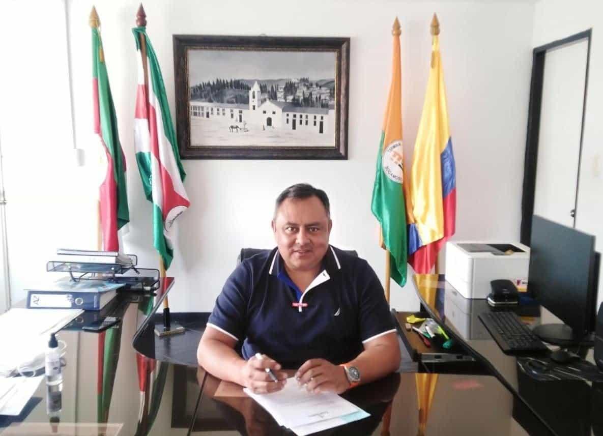 Fredy Leonardo Rojas Vargas, gerente de la Terminal de Transportes de Sogamoso. Foto: archivo particular