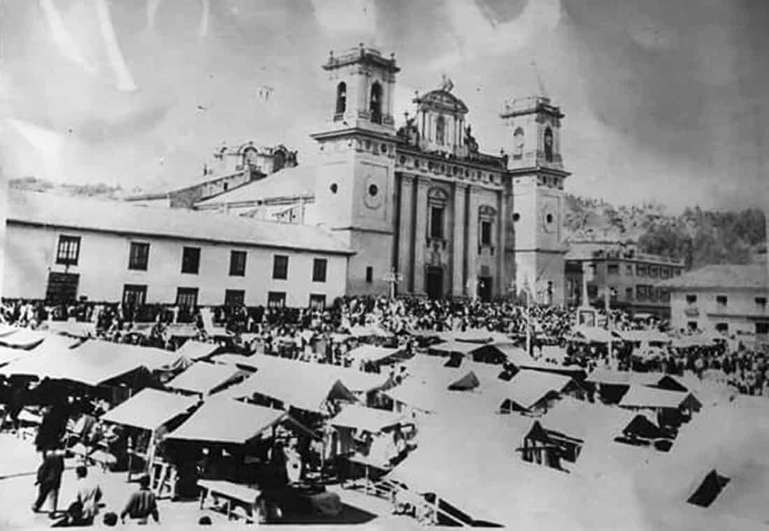 Hoy hace 211 años Chiquinquirá se convirtió en Villa Republicana 1