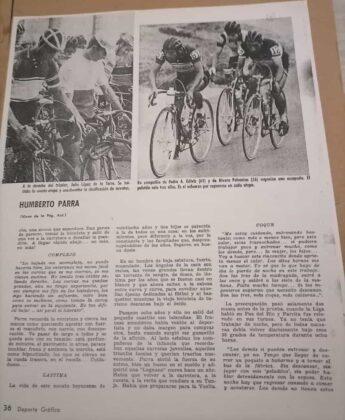 Luto en el ciclismo nacional por la muerte del padre de los pedalistas Fabio e Iván Parra Pinto 8