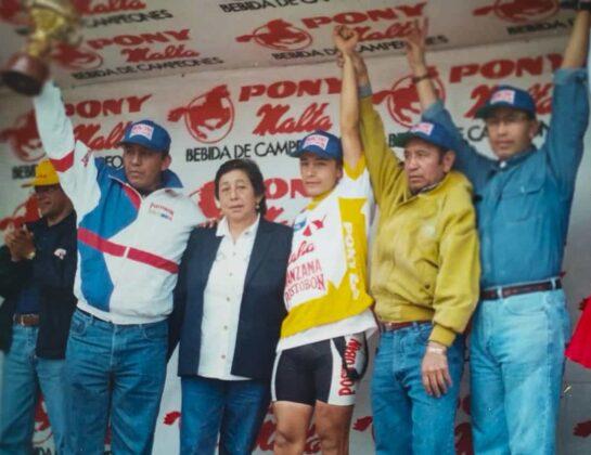 Luto en el ciclismo nacional por la muerte del padre de los pedalistas Fabio e Iván Parra Pinto 6