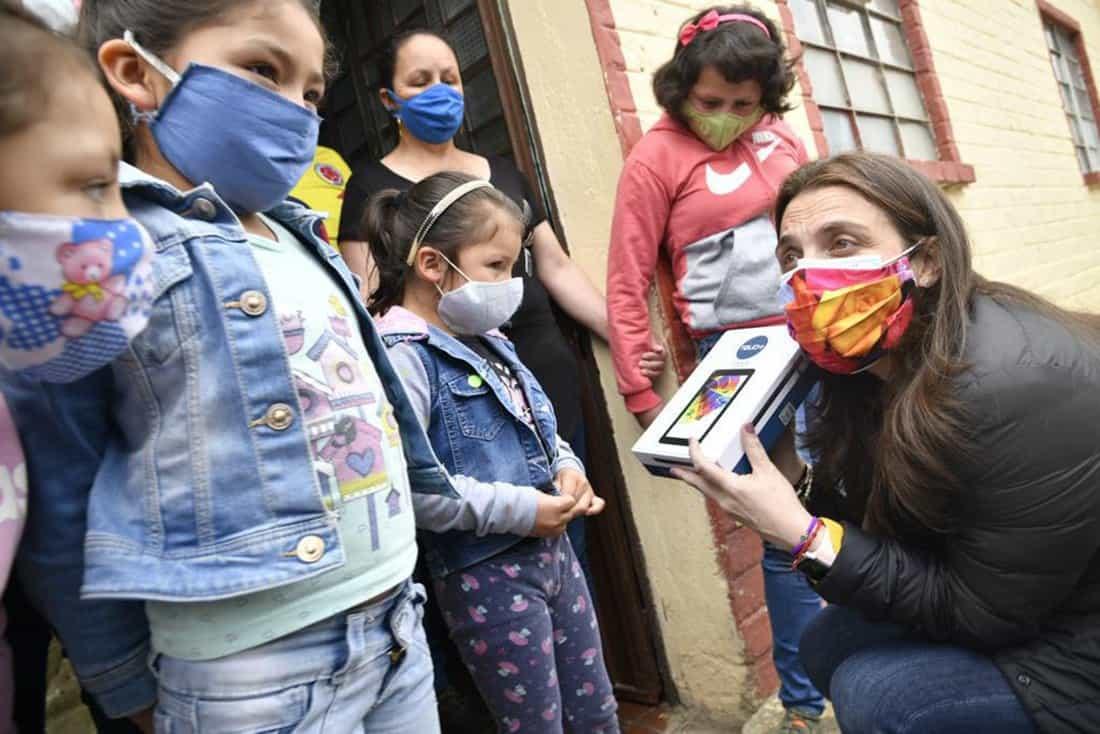 Aunque por la pandemia han sido muy restringidas las salidas fuera de Bogotá, Abudinen ha podido desplazarse a algunas regiones y aseguró que próximamente regresará a Boyacá.