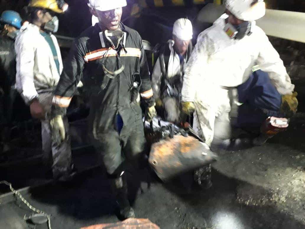 Anoche fueron rescatados los cuerpos sin vida de dos trabajadores de una mina de carbón de Socha, donde se presentó ayer una explosión. Fotos: archivo particular