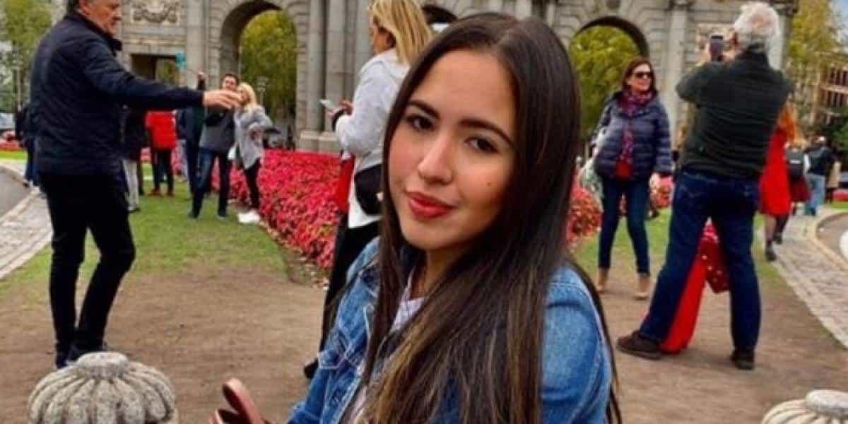 Natalia Andrea Salazar tiene 23 años de edad y estudia Negocios y Relaciones Internacionales. Foto: Archivo Particular