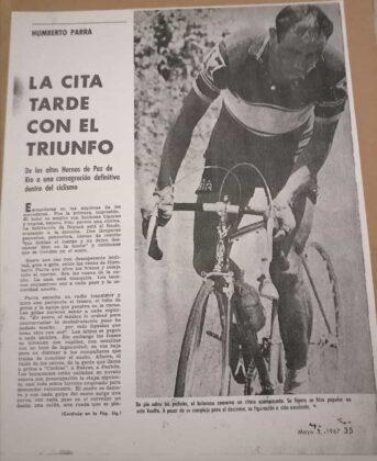 Luto en el ciclismo nacional por la muerte del padre de los pedalistas Fabio e Iván Parra Pinto 10